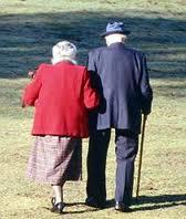 pareja mayores