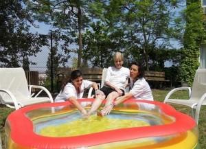 Fisioterapia agua