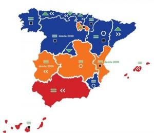 mapa lares