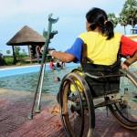 mujer discapacitada