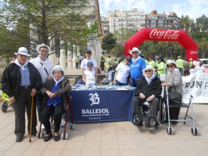 RUN FOR PARKINSON 2014 EN VALENCIA
