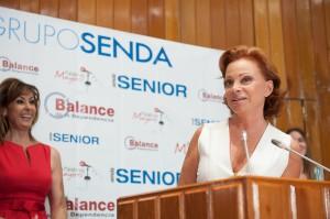 Paloma San Basilio - IV Premios SENDA