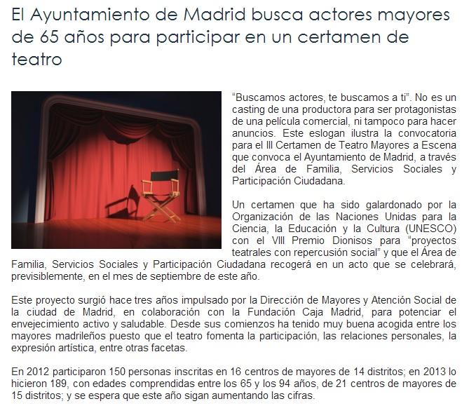 Teatro Mayores