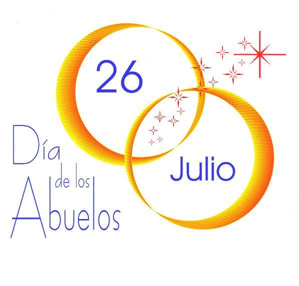 el pr ximo 26 de julio se celebra el d a del abuelo