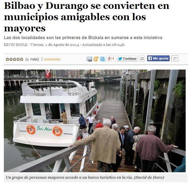 Bilbao y Durango