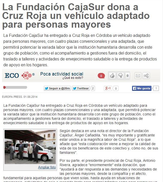 Cruz Roja Cordoba