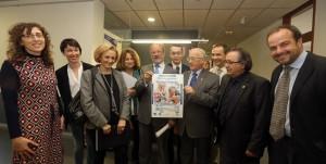 Dia Internacional de de las Personas Mayores en la Casa Cuna.fto Henar Sastre