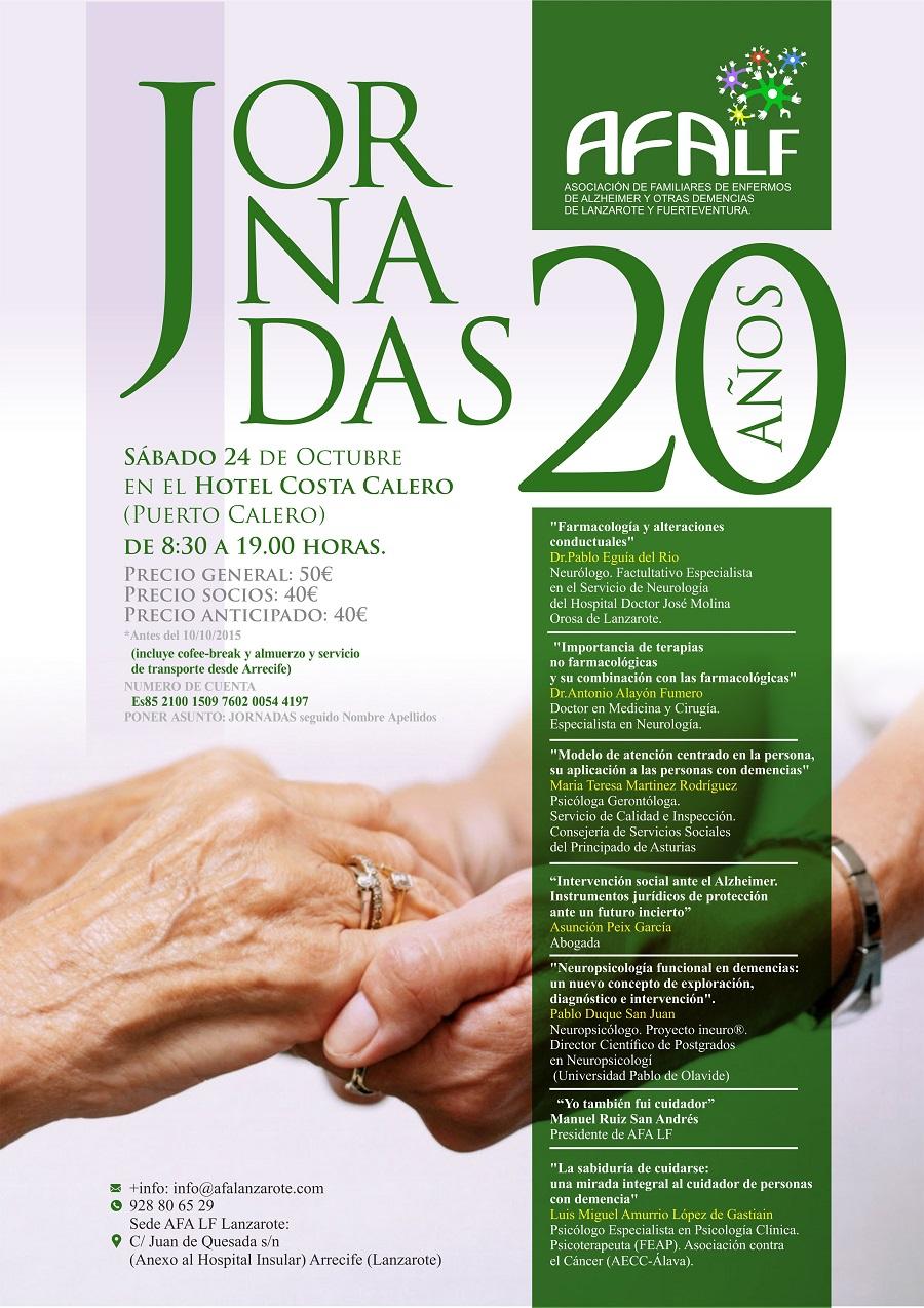 AFA LF celebra su XX aniversario con unas Jornadas - Dependencia ...