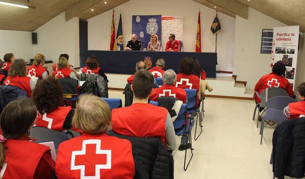 jornadas policía cruz roja Ávila_detail