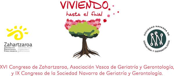 XVI Congreso de Zahartzaroa, Asociación Vasca de Geriatría y Gerontología, y IX Congreso de la Sociedad Navarra de Geriatría y Gerontología