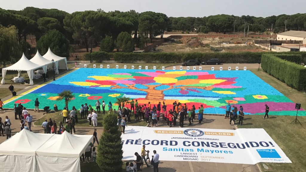 Guinness Word Records_Sanitas Mayores_1