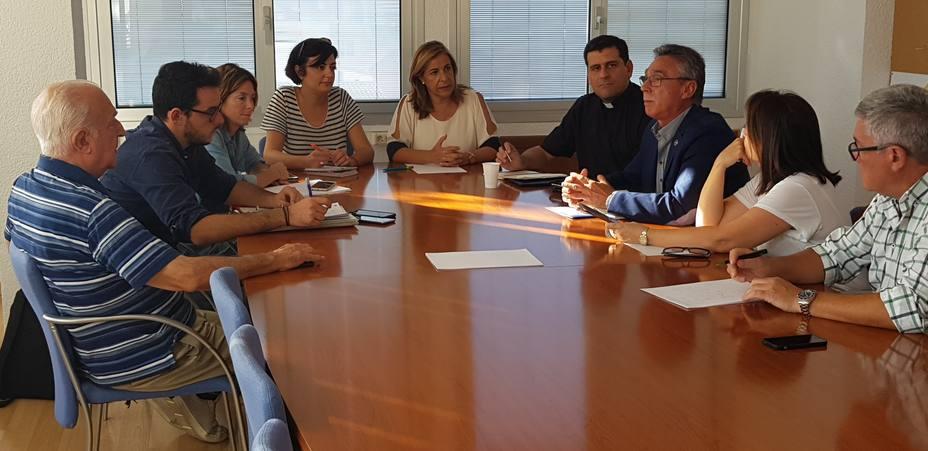 Benicàssim coordina la Mesa de la solidaridad