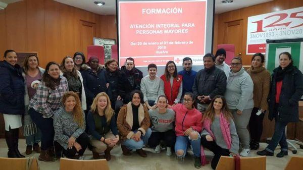 Cruz-Roja-Huelva-Curso-Voluntariado-Área-de-Mayores